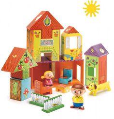 Homecube toys | Little Citizens