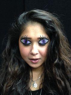 Eyes/eyelid/eyeball - face painting- www.facebook.com/facepaintingbymarli