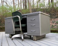 Industrial Factory Laundry Bin Commercial Sized Cart Circa 1940s Want This So Bad At The Bottom