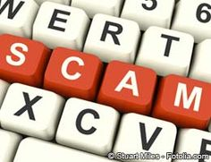 Don't fall prey to these summer time scams!