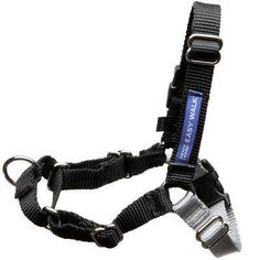 PREMIER EASY WALK NO PULL HARNESS - BLACK - BD Luxe Dogs & Supplies - 1