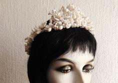 corona de cera de novia www.luzdivinacomplementos.com  Buscar con Google