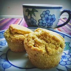 Carmen Leonida: Muffin avena e cocco, senza zucchero.