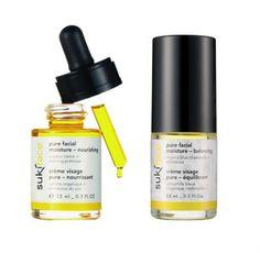 Balancing & nourishing face oil