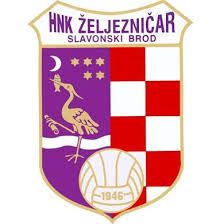 HNK Željezničar Slavonski Brod Soccer Logo, Pot Holders, Football, Croatia, Herb, Coat Of Arms, Futbol, Grass, Hot Pads