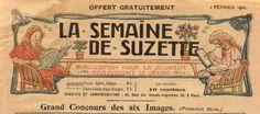 French girl's magazine cover ca 1905 Girls Magazine, Doll Shop, French Girls, Vintage World Maps, Illustration Art, Barbie, Cover, Google, Atelier