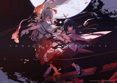 touhou Part 390 - - Anime Image Character Inspiration, Character Art, Character Design, Anime Kunst, Anime Artwork, Anime Scenery, Anime Style, Anime Characters, Manga Anime