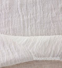White Pure Linen Fabric, Gauze Creases Fold fabric,Transparent Linen Fabric- 1/2 yard (QT658) by seasonalsupplies on Etsy https://www.etsy.com/listing/255763734/white-pure-linen-fabric-gauze-creases