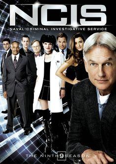 NCIS: Season 9. The Magnificent White!