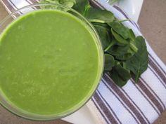 Creamy Green Apple Smoothie