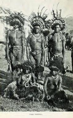Papua or British New Guinea