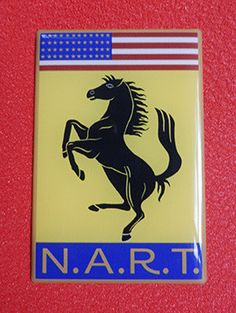 NART Badge Art