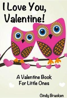FREE Kids e-Book: I Love You, Valentine