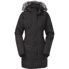 The North FaceArctic Down Parka - Women's.  50% off with coupon code: 50BUMP.  Awesome!  Love grey or navy.  Black is good too.  M