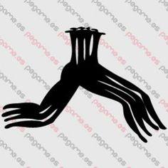 Pegame.es Online Decals Shop  #decoration #tribal #ornamental #motif #african #vinyl #sticker #pegatina #vinilo #stencil #decal