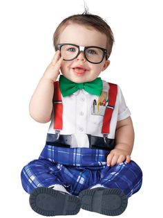 nursery nerd infant costume - Diaper Costume Halloween