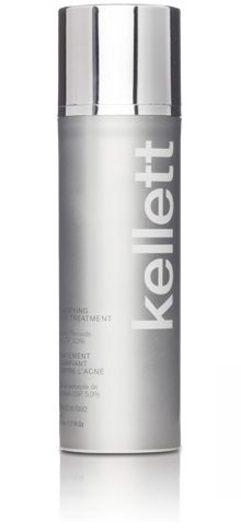 Kellett Skincare for Adult Acne & Signs of Aging: Clarifying Acne Treatment