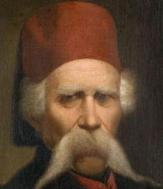 Vuk Stefanovic Karadzic, the major reformer of the Serbian language, 7 November 1787 – 7 February 1864