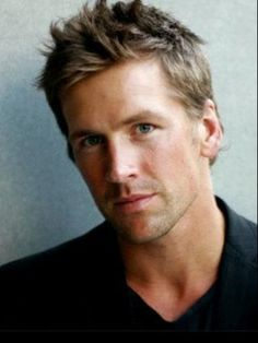 .Paul Greene. When calls the heart and other hallmark movies. What a hottie