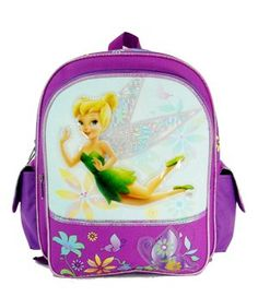 Small Backpack - Disney - Tinker Bell - Magic Butterfly *** For more information, visit image link. (This is an Amazon Affiliate link and I receive a commission for the sales)