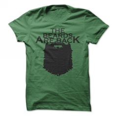 The Beards Are Back T Shirts, Hoodies. Check price ==► https://www.sunfrog.com/TV-Shows/beards-are-back-kelly.html?41382 $19