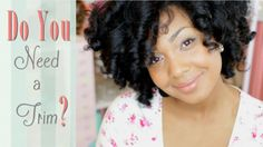 5 Benefits of Trimming or Cutting Your Natural Hair & 5 Signs You Need A Cut by India of My Natural Sistas | Read on to see 5 Benefits of trimming or cutting your natural hair & 5 signs that you're in need of a cut... |  #Cut #HairAdvice #India #MyNaturalSistas #NaturalHair #Trim | http://www.mynaturalsistas.com/pretty-sistas/hair/need-to-trim-or-cut-your-natural-hair-5-benefits-5-signs/