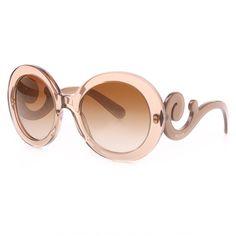 """PRADA Sonnenbrille: """"Minimal Baroque"""" — Fashionette.de  PRADA sunglasses: """"Minimal Baroque"""" — Fashionette.de"""
