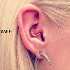 You Want To Put That Where? - complete guide to ear piercings   ITG http://intothegloss.com/2013/01/guide-to-piercing/