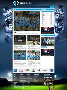 Cliente: San Isidro Club (ARG) Sección: Destacados Hockey Agencia: We are Osom!