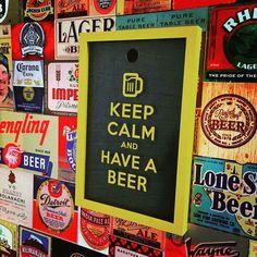 VC sabia que... O dia mundial da cerveja é comemorado na primeira sexta-feira de agosto? Com certeza um bom motivo para reunir os amigos, tomar aquela gelada e completar sua coleção de tampinhas!