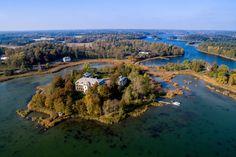 Fogelvik Palace, Valdemarsvik, Sweden.