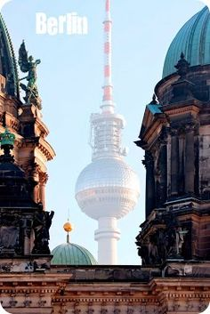 Berlin, Germany - one of my most favorite places to visit
