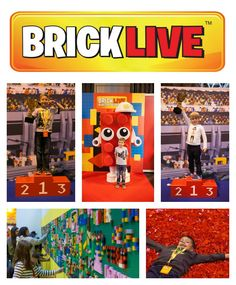 BRICKLIVE, the UK's largest LEGO® event, is coming to NI for the first time.! Titanic Belfast 16th-19th March  http://whatsonni.com/news/2017/01/bricklive-visits-northern-ireland-for-the-very-first-time/