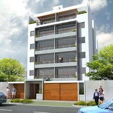 resultado de imagem para fachadas edificios modernos 4