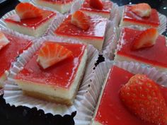 Mini gebakjes