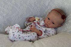 Newborn Love Nursery Reborn Ira by Karola Wegerich