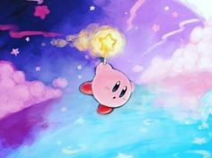 Kirby and his Star Rod