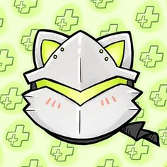 Check out the comic GenjiCat