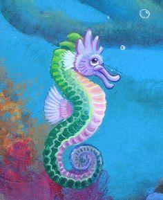 fish murals for kids   Children's Murals Album 2 - Mural Photo