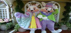 An Egg- cellent Easter Celebration at the Disney Parks!