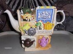 Teapots and Books - Bing Images