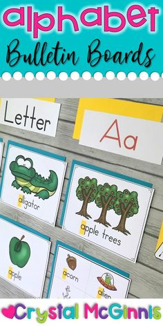 Phonics Bulletin Board, Kindergarten Bulletin Boards, Reading Bulletin Boards, Preschool Bulletin Boards, Kindergarten Reading, Teaching Reading, Alphabet Poem, Alphabet Writing, Preschool Phonics