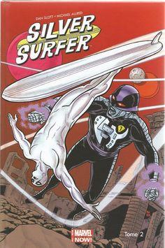 Couverture de Silver Surfer (Marvel Now!) -2- Le Refuge