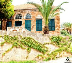 A special beautiful old house in Batroun By Lara Ghanem  #Lebanon #WeAreLebanon
