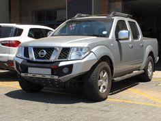 Rhino 4×4     Nissan Navara Front Evolution Bumper