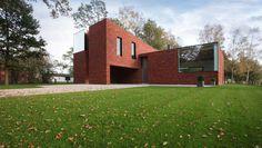 Woning House by Iglesias Leenders Bylois Architecten - Belgium