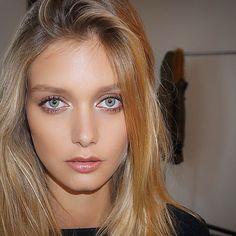 Pinterest: @kennanzi  Makeup by Mario Dedivanovic