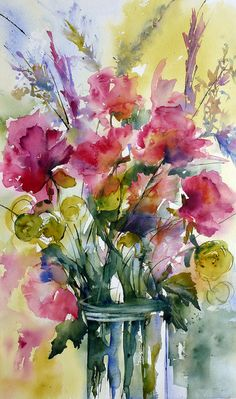 Le bouquet d'Isabelle