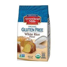Arrowhead Mills Organic White Rice Flour (6x24 OZ) G240-ECV1839653