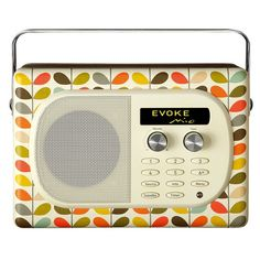 Buy Pure Evoke Mio DAB Radio, Orla Kiely Stem Print Edition from our First Home range at John Lewis.